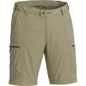 Pinewood Namibia Shorts Men Mid Khaki